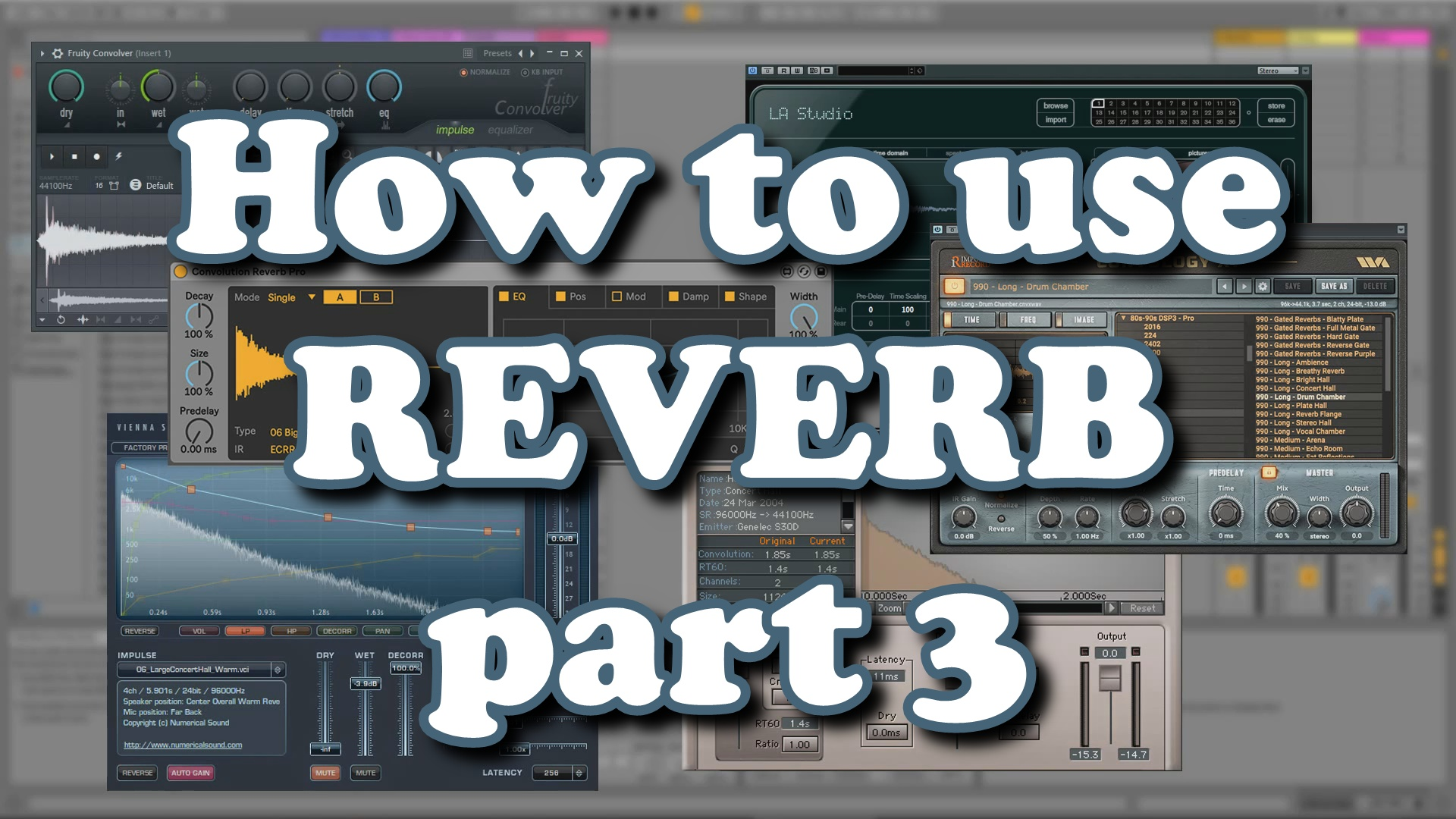 HowToUseReverb part3 video