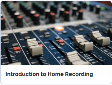 Introduction to Home Recording