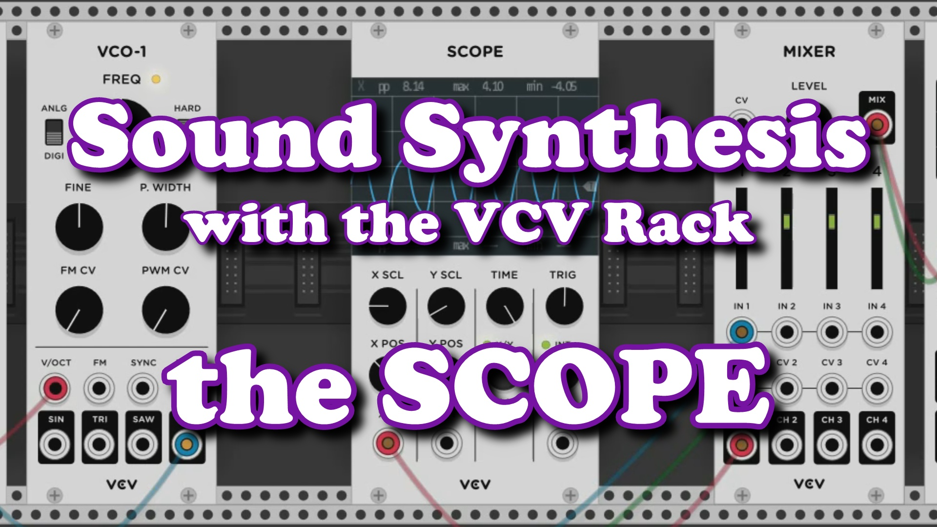 VCV 003 SCOPE screenhsot