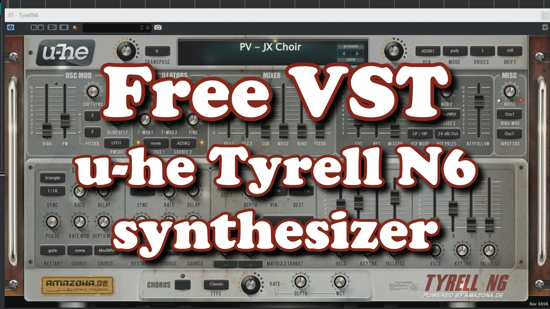 HRS Courses - Free VST instruments