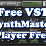 Free VST - SynthMaster Player