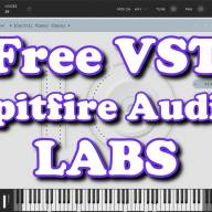 Free VST - Spitfire Audio LABS